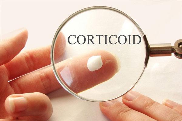 Thuốc chứa corticoid trong điều trị mụn trứng cá